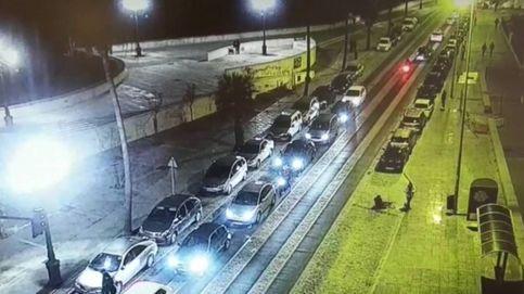 La Policía busca al conductor de un patinete eléctrico que atropelló a una mujer en Cádiz