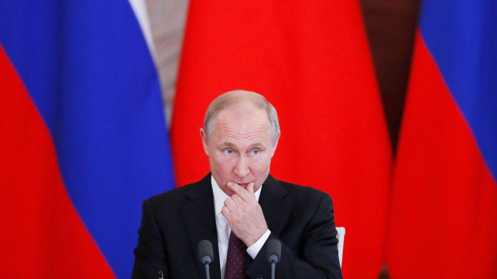 Foto: Vladimir Putin. (Reuters)