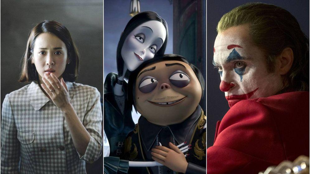 Foto: Las películas 'Parásitos', 'La familia Addams' o 'Joker' son algunos de los estrenos que triunfan en esta Fiesta del Cine