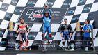 Resultado de MotoGP: Rins gana a Márquez por 13 milésimas y Dovizioso se cae