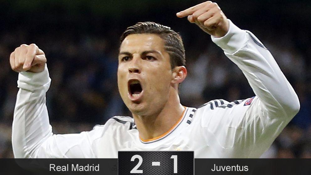 Cristiano demuestra que el fútbol es, a veces, un deporte individual
