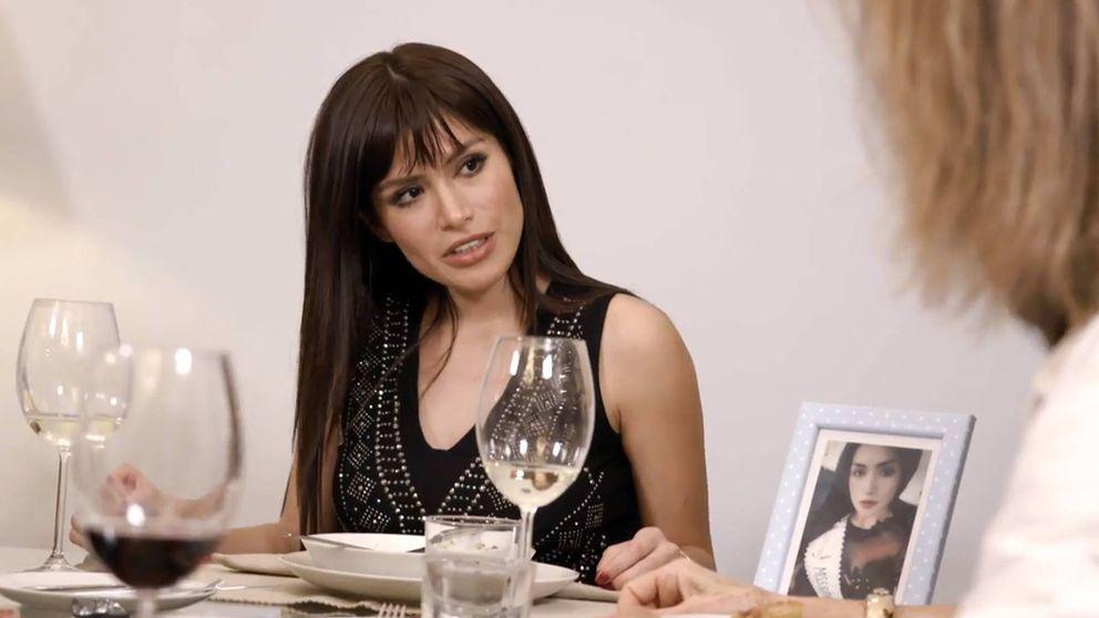 Miriam Saavedra se enciende con Carmen Lomana por Mónica Hoyos