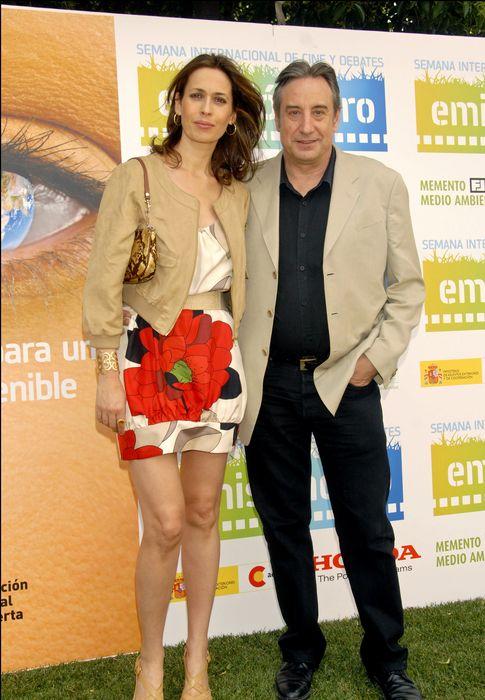 Foto: Los actores Juanjo Puigcorbé y Lola Marceli en una imagen de archivo (Gtres)