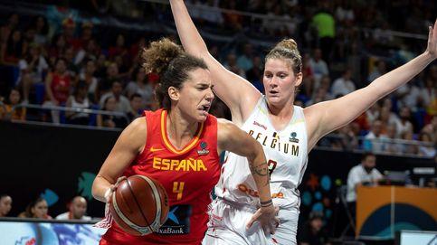 Una canasta sobre la bocina que le puede venir bien a España en el Mundial