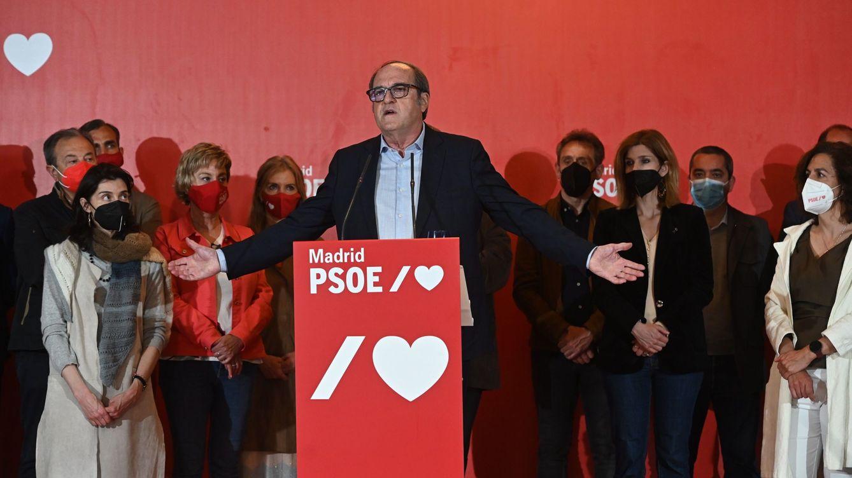 Gabilondo se resiste a dimitir mientras el PSOE busca salidas a la crisis en Madrid