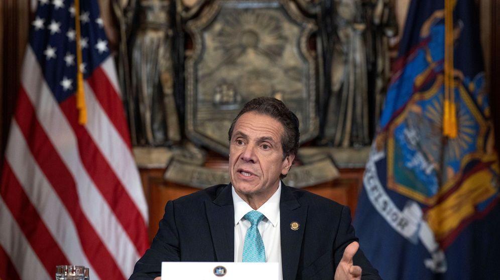 Foto: El gobernador de Nueva York, Andrew Cuomo. (EFE)