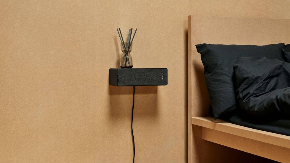 IKEA saca a la luz el diseño de Symfonisk, su nuevo altavoz inteligente creado por Sonos