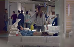 Ikea presenta el Hotel Amour