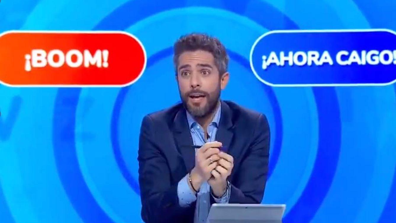 'Pasapalabra': Roberto Leal, Arturo Valls y Juanra Bonet, juntos en Antena 3