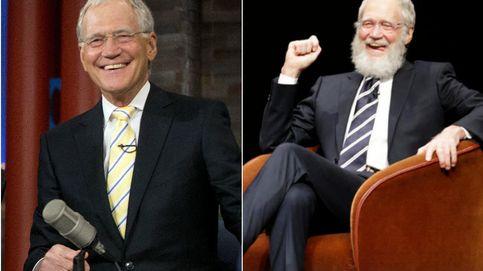 David Letterman sorprende con su cambio de 'look'