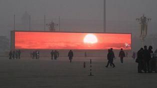 China, el país de la tos naciente