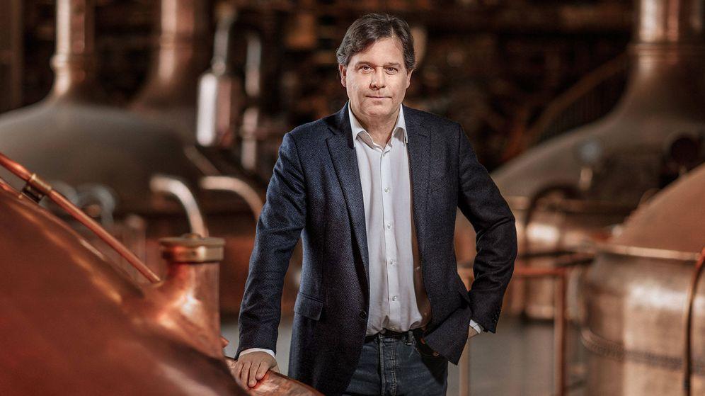 Foto: El primer ejecutivo de Hijos de Rivera, Ignacio Rivera.