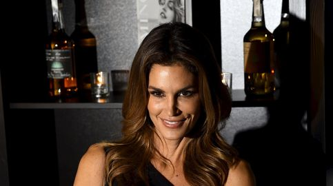 Cindy Crawford revive en Instagram su visita al programa de James Corden