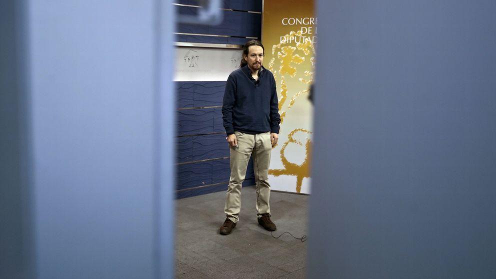 Iglesias diseña una operación relámpago para reconstruir Podemos en una semana