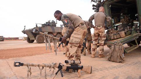 Francia pide a España que baje al ruedo de la lucha antiyihadista en Mali