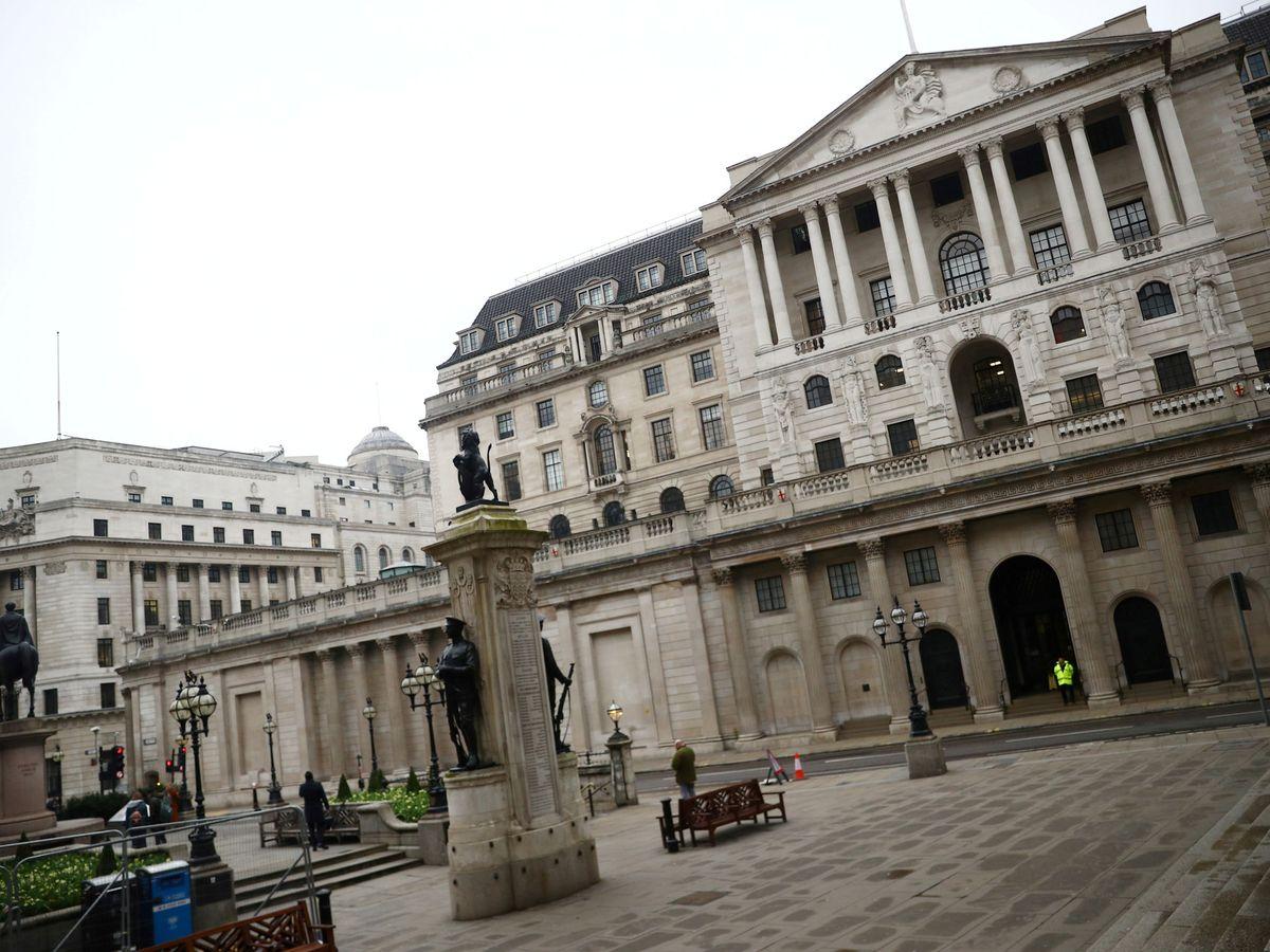 Foto: Banco de Inglaterra (Reuters)