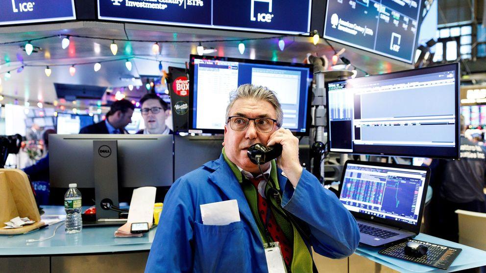 Wall Street se dispara un 5% en su mayor subida desde 2009