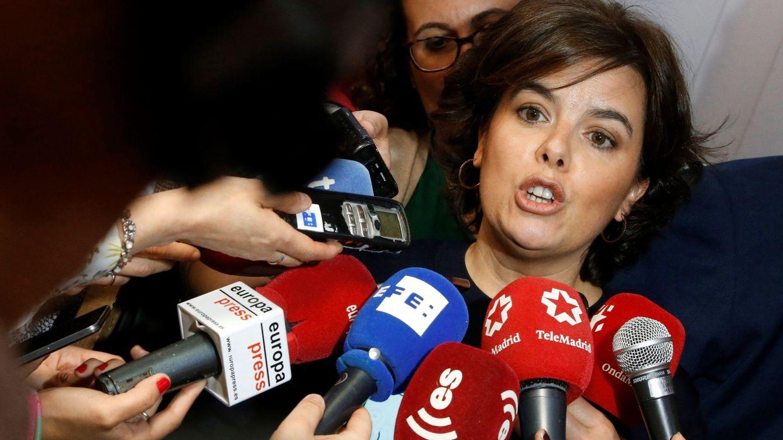 Santamaría: La dinámica de Torra es absolutamente perversa. No va ningún sitio