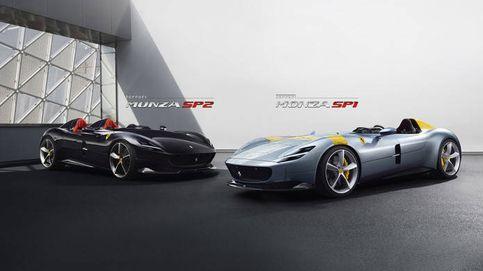Así son los nuevos deportivos de Ferrari: Monza SP1 y SP2