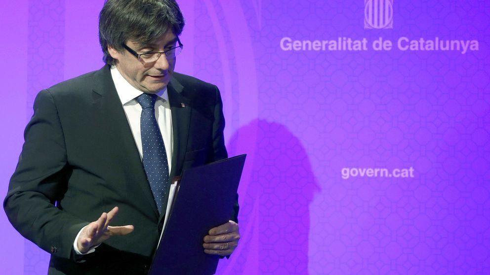 El mensaje del Constitucional a Puigdemont: Frena o seguirás el camino de Forcadell