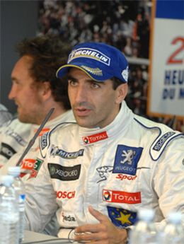 Foto: Marc Gené: Recomiendo a los pilotos de Fórmula 1 que vengan a Le Mans