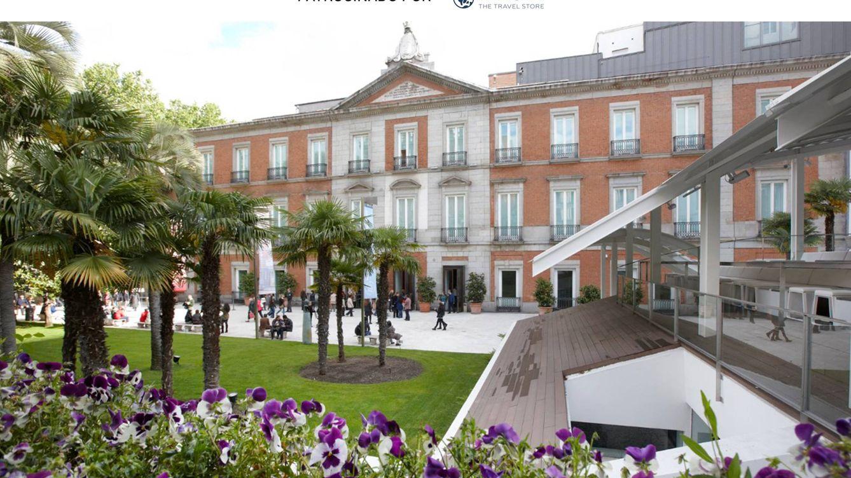 Planes con niños en Madrid: visita al Museo Thyssen-Bornemisza 'viajando' por el mundo