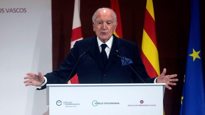 Muere el empresario catalán Mariano Puig, expresidente del grupo de lujo y moda Puig