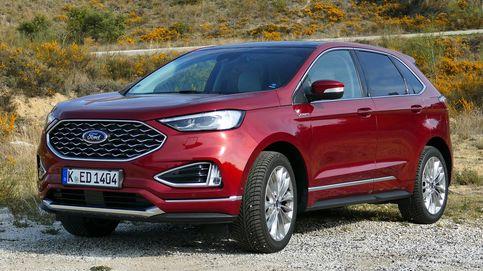 La respuesta (económica) con el Ford Edge a los todocamino lujosos alemanes