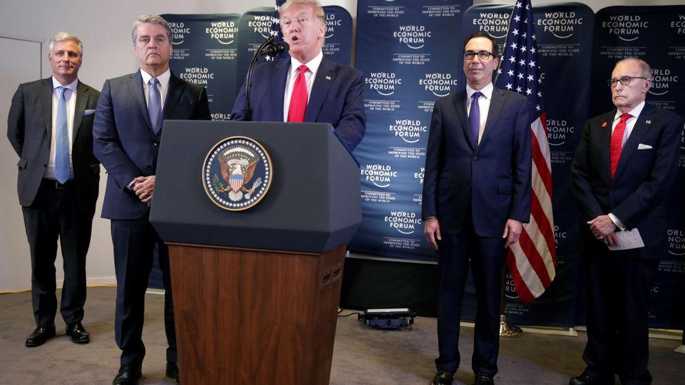 Foto: El presidente de Estados Unidos, Donald Trump.(EFE)