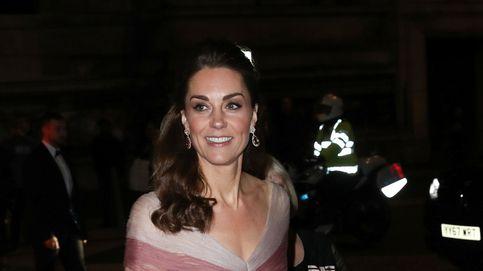 De reina de las nieves a princesa de cuento: Kate Middleton borda sus últimos looks de gala