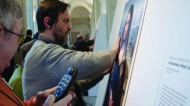 Exposición 'Hoy toca el Prado', organizada por el Museo Nacional del Prado.