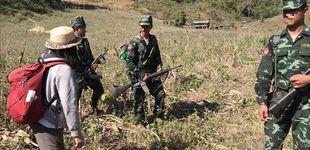 Post de Un 'selfie' con guerrilleros en Myanmar: turismo 'mochilero' en zona de conflicto