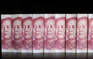 El euro comenzará a negociarse contra el yuan tras el 'ok' de China