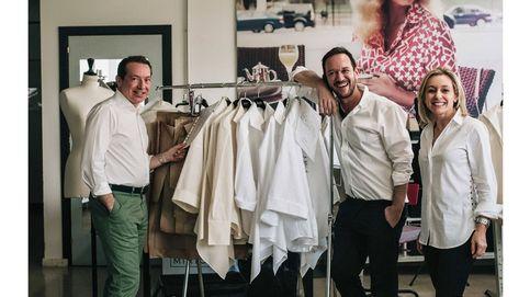 Mirto y Ulises Mérida diseñan camisas de coleccionista