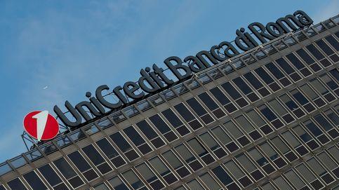 Unicredit recortará 8.000 empleos en Europa Occidental para ahorrar costes