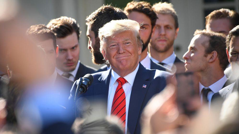 Foto: El presidente estadounidense Donald Trump. (USA Today)