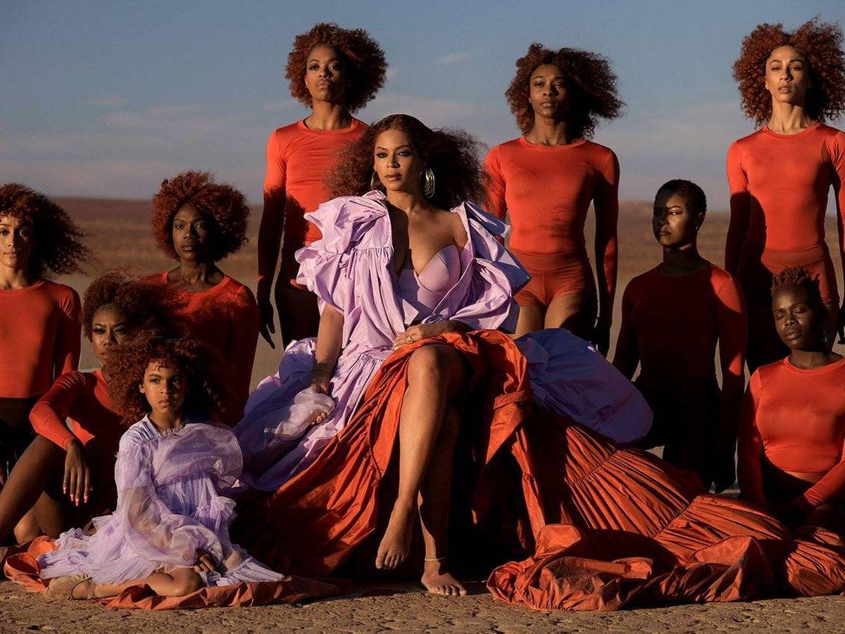 Foto: Beyoncé Spirit. (YouTube)
