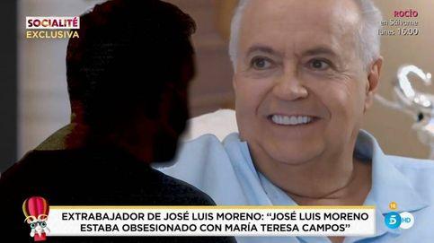 'Socialité' destapa la presunta obsesión de José Luis Moreno con María Teresa