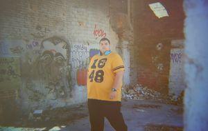 Un joven con obesidad mórbida, protagonista de 'Hermano mayor'