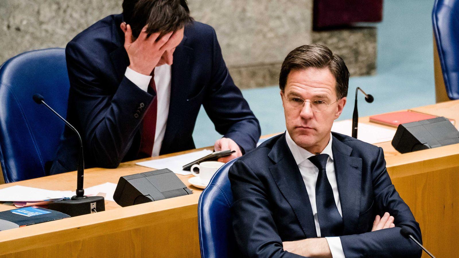 El ministro de finanzas holandés reconoce que les faltó «empatía» con los países del sur