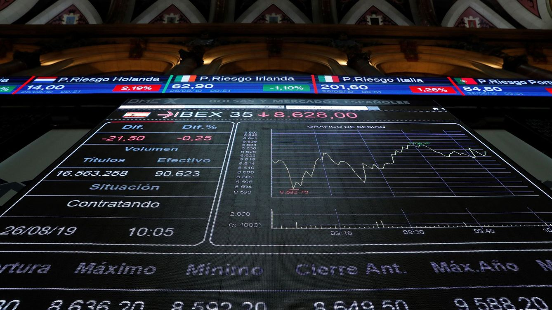 Reacción en bolsa al IRPH: Caixabank y Bankia se recomponen tras el susto