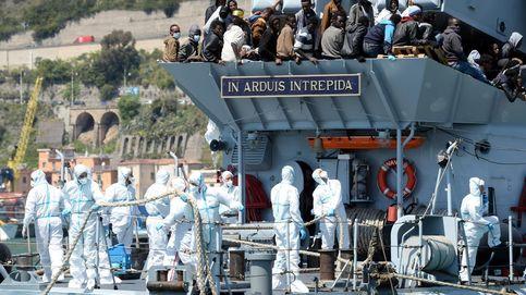 La UE gasta en patrullar el Mediterráneo tanto como en proteger a las focas anilladas