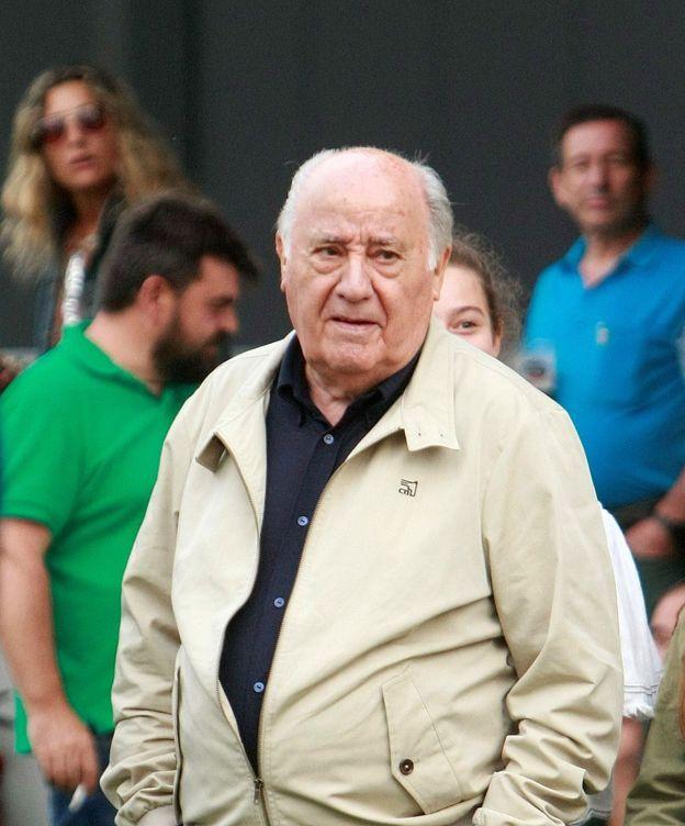 Foto: El fundador de Inditex, Amancio Ortega. (EFE)