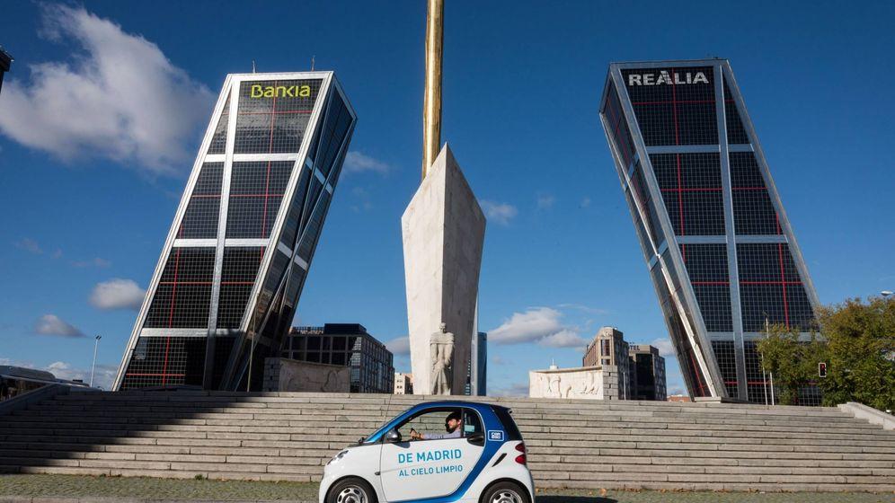 Foto: smart electric drive de car2go