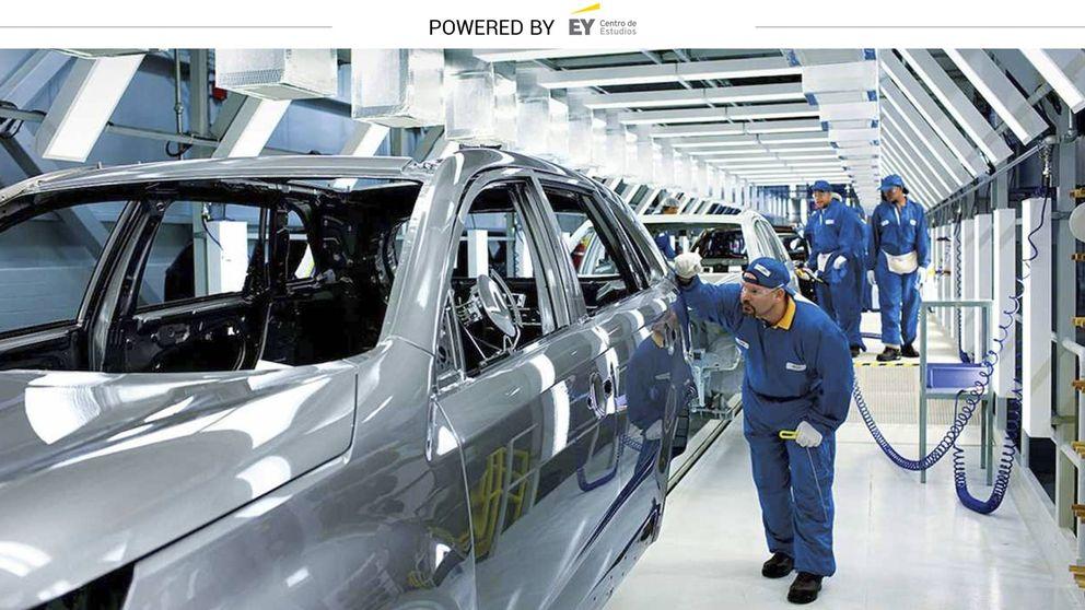 Llega la cuarta revolución industrial: así cambian las empresas de automoción