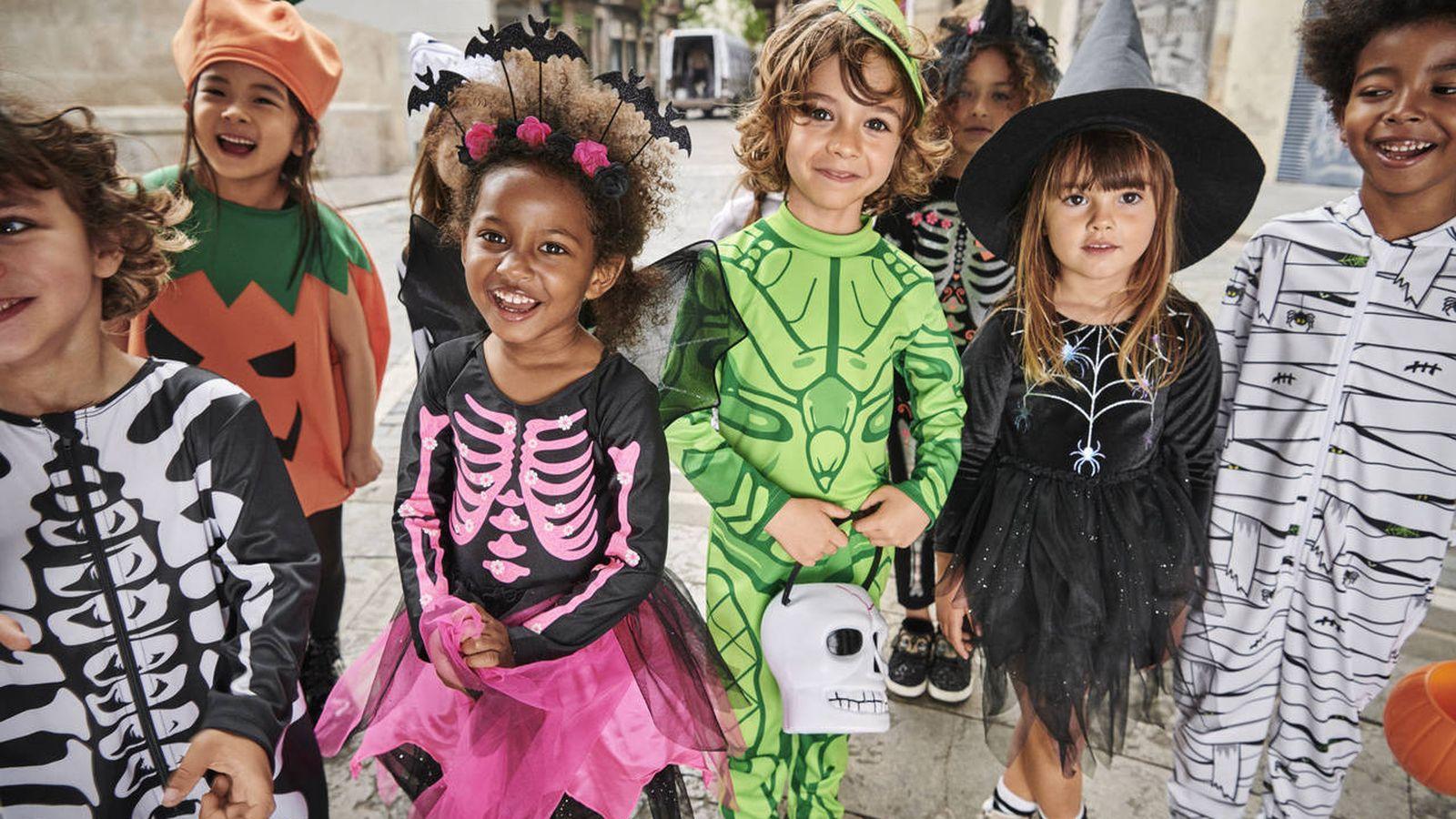 Foto: Imagen de la campaña de H&M para su edición limitada de Halloween.