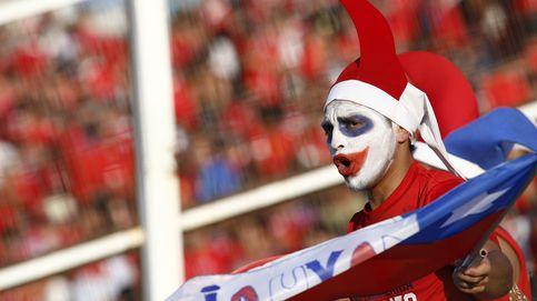 Chile contra Venezuela por la clasificación del Mundial
