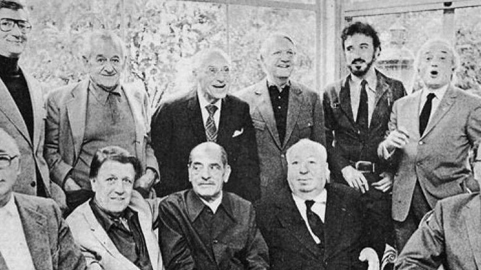 Buñuel, Hitchcock y Dalí, una relación tortuosa