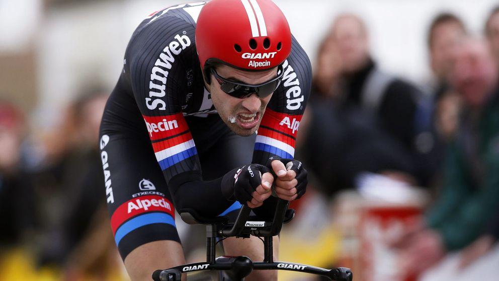 Dumoulin, el héroe inesperado que quiere evitar el favoritismo en el Giro