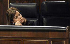 La vicepresidenta acumula poder mientras otros se abrasan